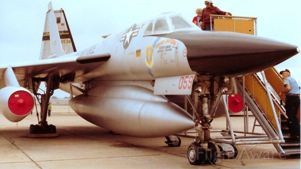 — — - SAC Air Museum, Offutt AFB. Oct, 1982