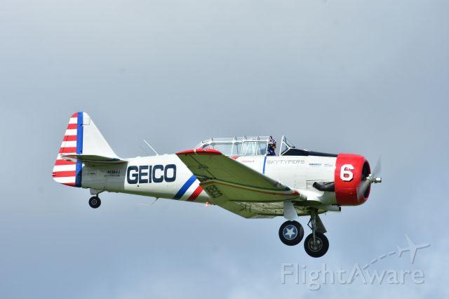 North American T-6 Texan (N1364J)