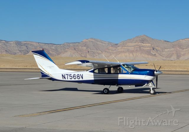 Cessna 177RG Cardinal RG (N7568V)