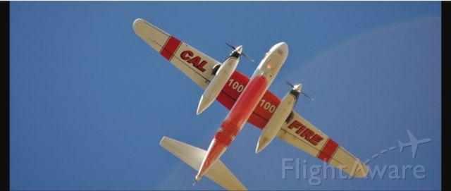 N441DF — - Tanker 100 departing Ukiah en route to Oak fire Willits ca September 7th, 2020