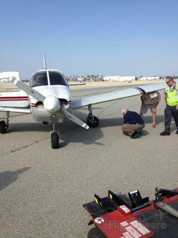 Piper PA-25 Pawnee (N83364) - Something doesn