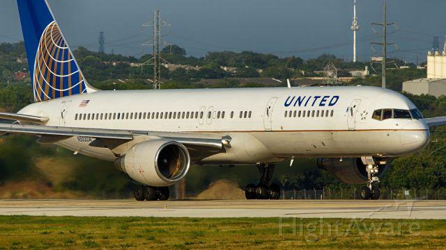 Boeing 757-200 (N502UA) - 22 departure.