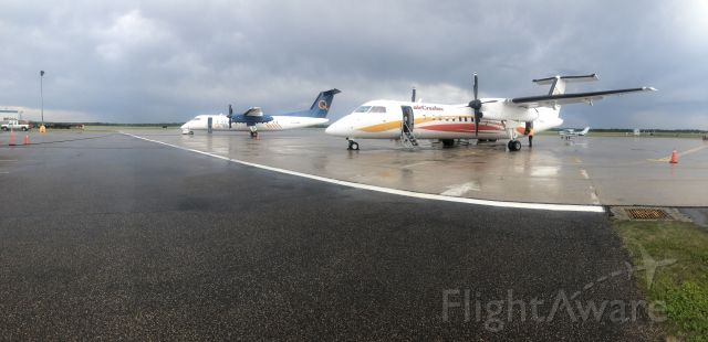 de Havilland Dash 8-300 (C-GJNL)