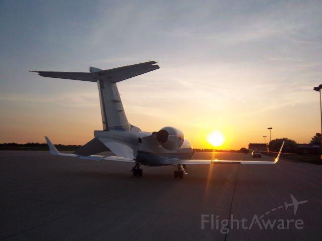 Learjet 60 (N55)