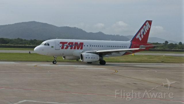 Airbus A319 (PT-TMC) - Prepare to Tako-off