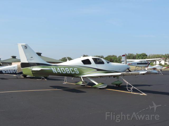 Cessna 400 (N408CS)