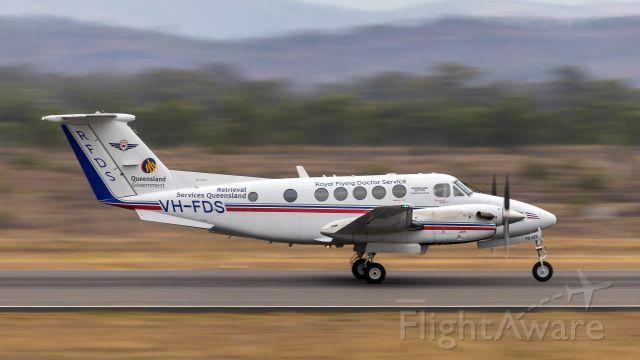 Beechcraft Super King Air 200 (VH-FDS)