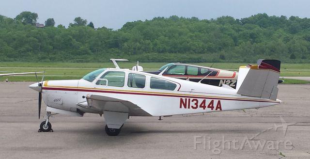 Beechcraft 35 Bonanza (N1344A)