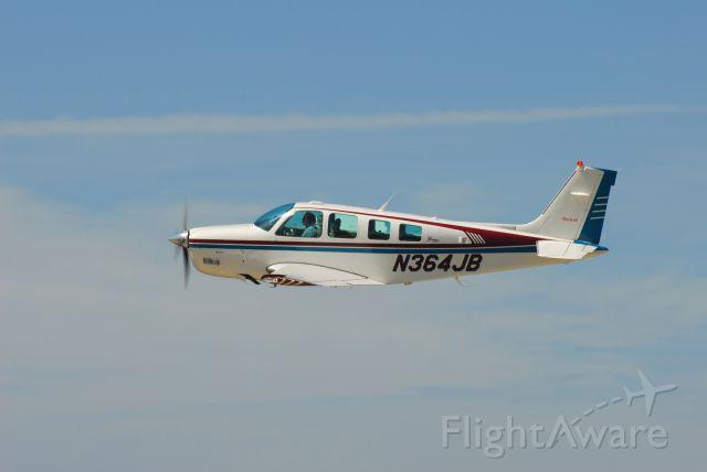 Beechcraft Bonanza (36) (N364JB)