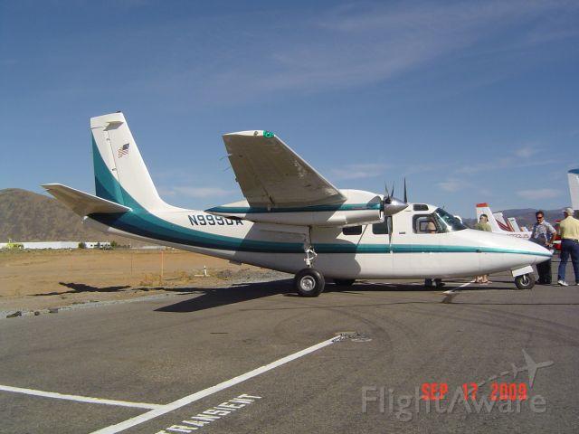 Aero Commander 500 (N999DA)
