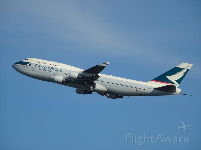 Boeing 747-400 (B-HKT)