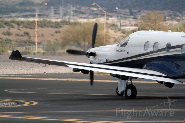 Pilatus PC-12 (N888AA)