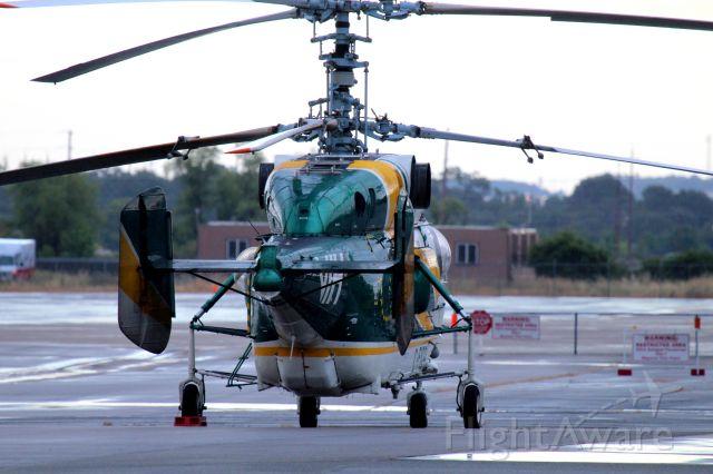 KAMOV Ka-32 (C-FIGR) - KRDD - Rare visitor to Redding,CA this day.