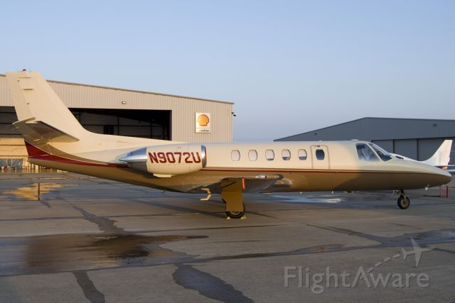 Cessna Citation II (N9072U)
