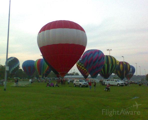 Unknown/Generic Balloon — - Balloon Fest
