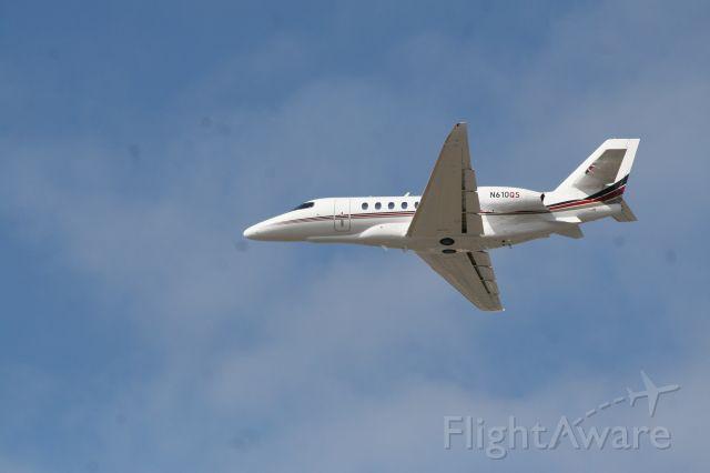 Cessna Citation V (N610QS)