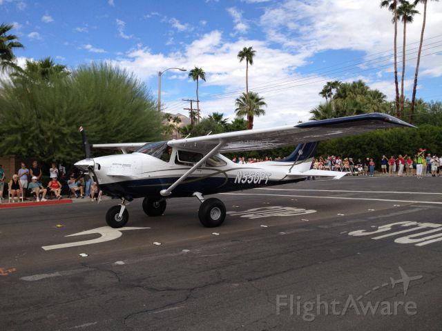 Cessna Skylane (N550PT) - AOPA Parade of Planes - Palm Springs