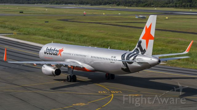 Airbus A321 (VH-VWQ)