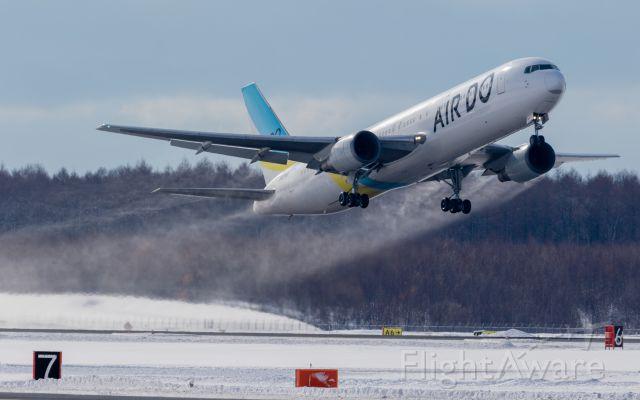 BOEING 767-300 (JA01HD) - Hokkaido International Airlines / Boeing 767-33A/ERbr /Jan.27.2018 New Chitose Airport [CTS/RJCC] JAPAN