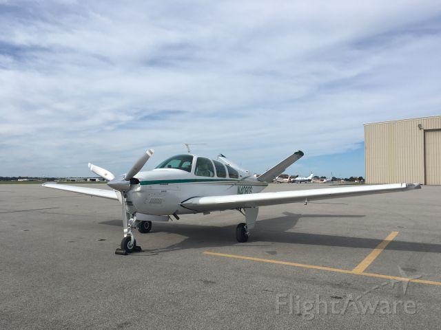 Beechcraft 35 Bonanza (N4080S)