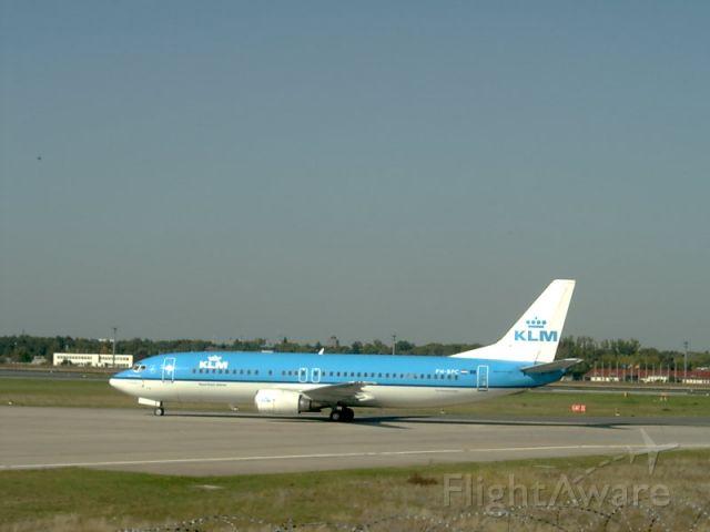 BOEING 737-400 (PH-BPC) - D-Berlin TXL , ca. 2008