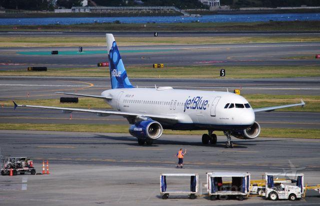 Airbus A320 (N510JB)