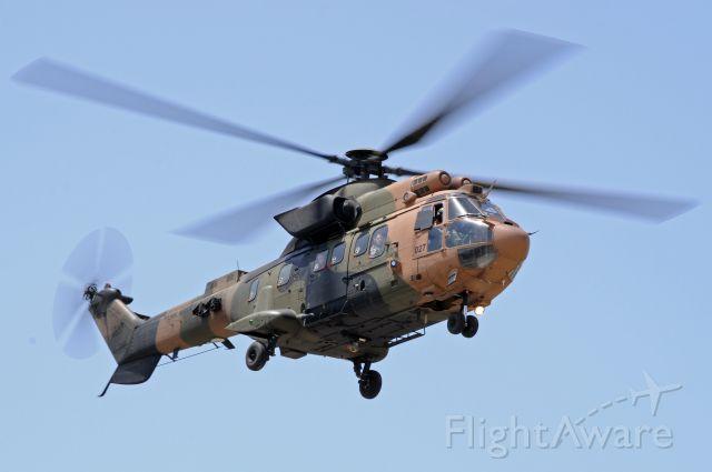 TUSAS Cougar (N14027) - Gaziemir Air Base/Izmir, LTBK