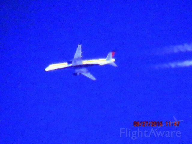 Boeing 757-200 (N627DL)