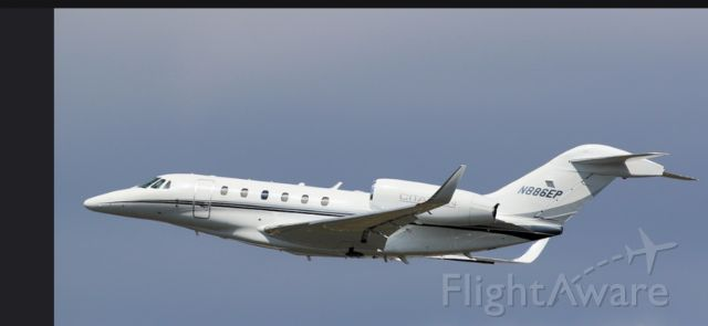 Cessna Citation X (N886EP)