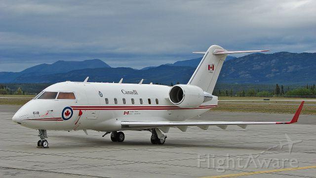 Canadair Challenger (14-4618)
