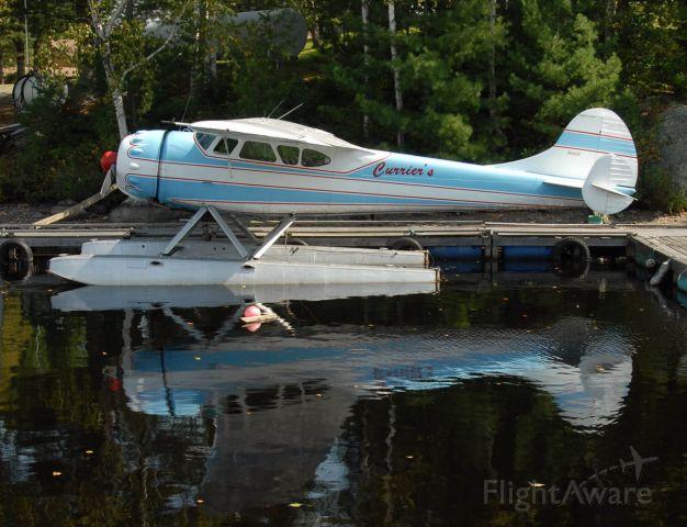 Cessna LC-126 (N145V) - On still water.