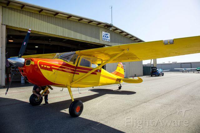 Cessna 170 (N170HT)