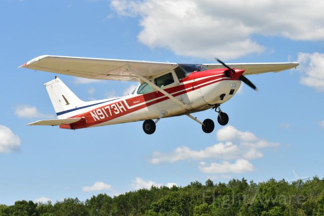 Cessna Skyhawk (N9173H)