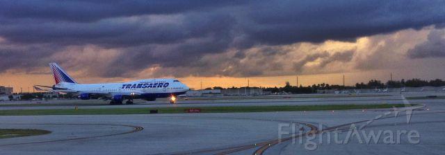 Boeing 747-400 — - 10 July 2013