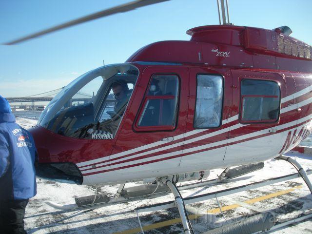 Bell JetRanger (N405MR) - New York Helicopters