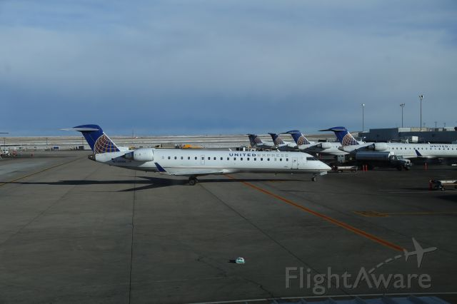 Canadair Regional Jet CRJ-700 (N748SK) - Bombardier CRJ700