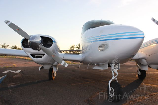 Piper Apache (N50CS)