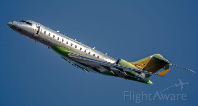 Bombardier Global Express (C-FTIO)