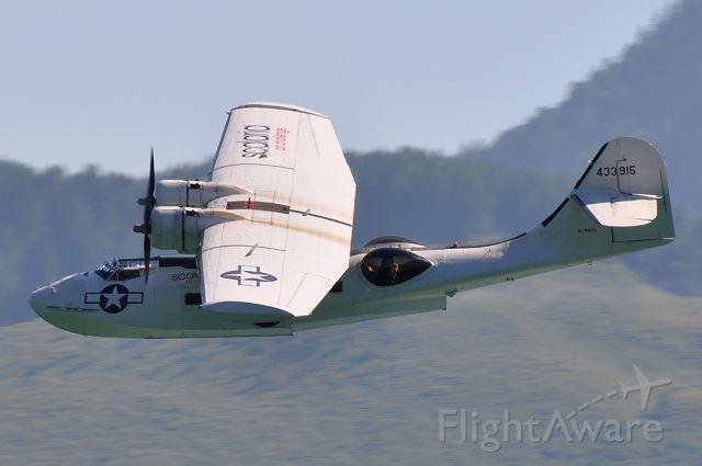 Canadair CL-1 Catalina (G-PBYA) - Wolfgangsee