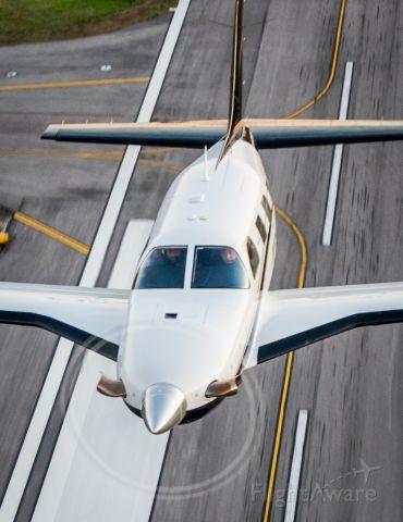 Piper Malibu Meridian (N65PV) - Air-to-air photo shoot over Austin Texas