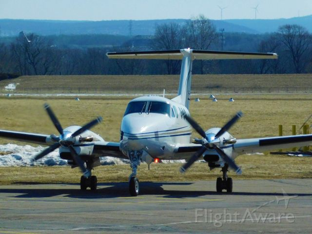 Beechcraft King Air F90 (N90VC)
