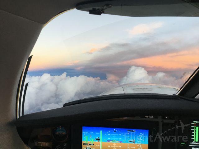 Piper Malibu Meridian — - Flying home from KEGE-KSAT. Photo was taken over Breckinridge
