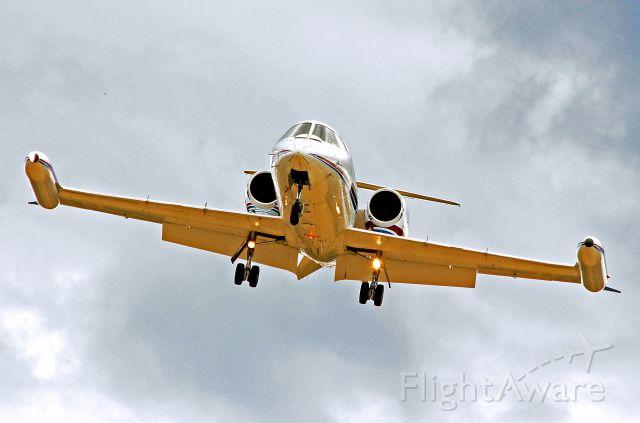 Learjet 35 (N363PJ) - 1977 Gates Learjet 36A. 8-28-12