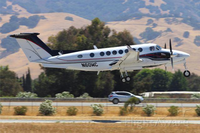 Beechcraft Super King Air 350 (N60WC)