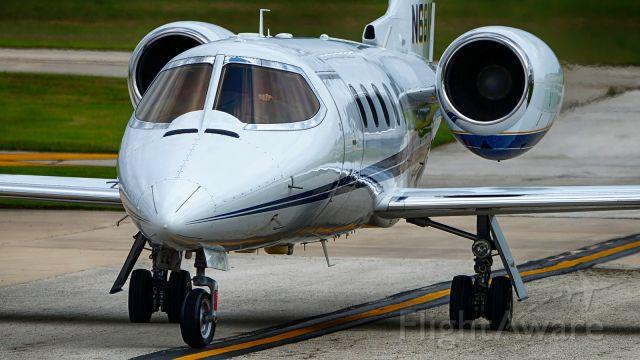 Learjet 31 (N68VP)