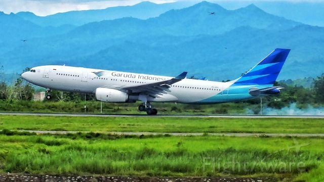 Airbus A330-300 (PK-GPS)