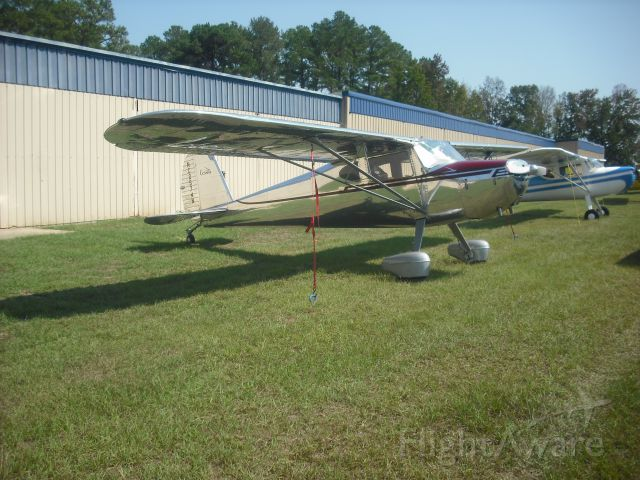 Cessna 140 (NC2574N) - FLY IN AT 5A2