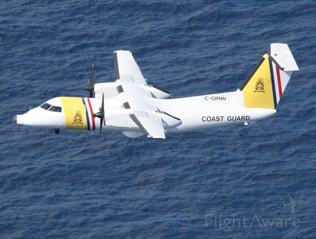 de Havilland Dash 8-100 (C-GRNN)