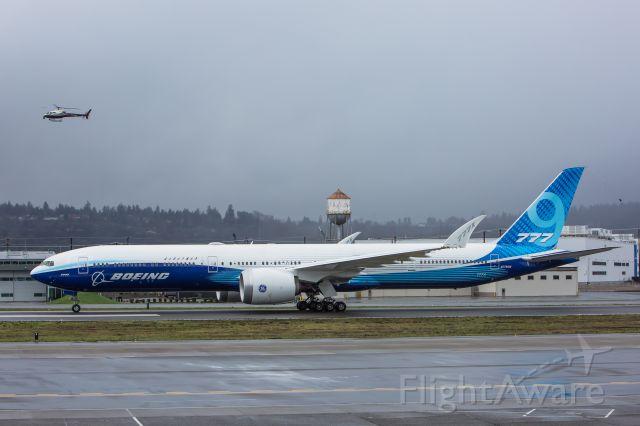 BOEING 777-9 (N779XW)