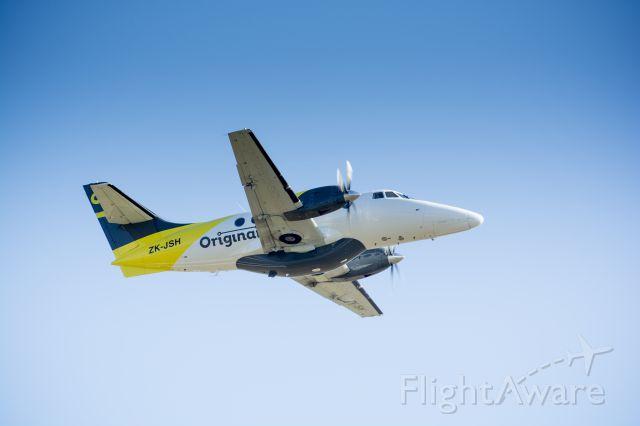 British Aerospace Jetstream Super 31 (ZK-JSH)
